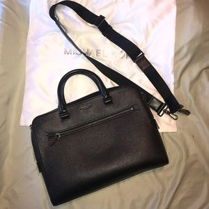 🖤❗️Michael Kors Leather Briefcase 💼